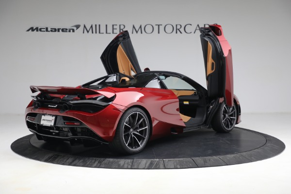 New 2022 McLaren 720S Spider for sale $382,090 at Pagani of Greenwich in Greenwich CT 06830 18