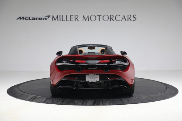 New 2022 McLaren 720S Spider for sale $382,090 at Pagani of Greenwich in Greenwich CT 06830 6