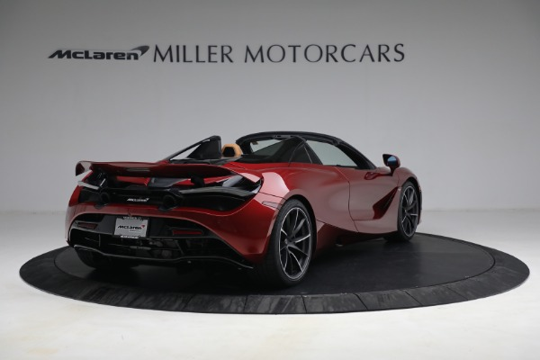 New 2022 McLaren 720S Spider for sale $382,090 at Pagani of Greenwich in Greenwich CT 06830 7