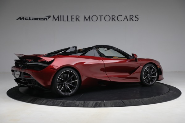 New 2022 McLaren 720S Spider for sale $382,090 at Pagani of Greenwich in Greenwich CT 06830 8