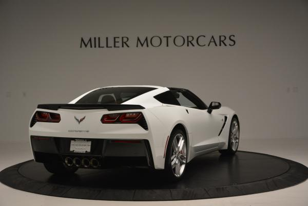 Used 2014 Chevrolet Corvette Stingray Z51 for sale Sold at Pagani of Greenwich in Greenwich CT 06830 11
