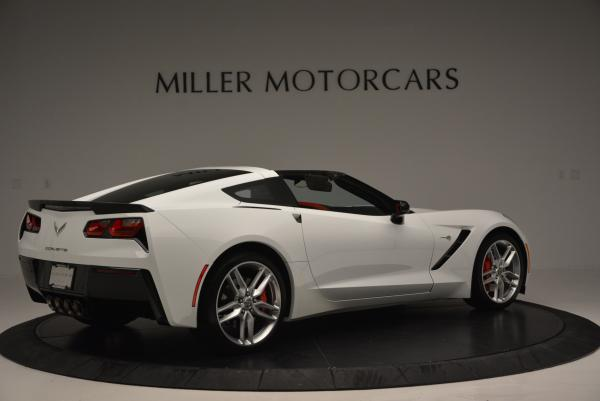 Used 2014 Chevrolet Corvette Stingray Z51 for sale Sold at Pagani of Greenwich in Greenwich CT 06830 12