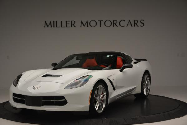 Used 2014 Chevrolet Corvette Stingray Z51 for sale Sold at Pagani of Greenwich in Greenwich CT 06830 1