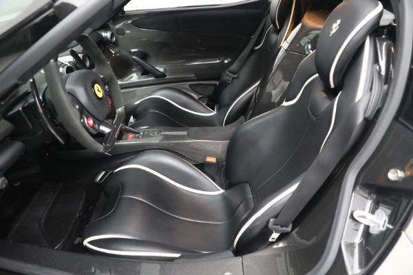Used 2014 Ferrari LaFerrari for sale Call for price at Pagani of Greenwich in Greenwich CT 06830 15