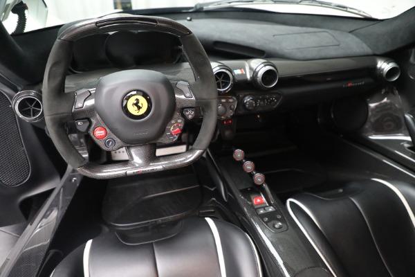 Used 2014 Ferrari LaFerrari for sale Call for price at Pagani of Greenwich in Greenwich CT 06830 17