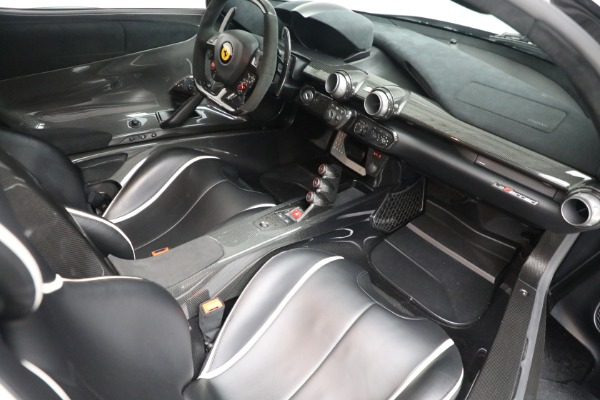 Used 2014 Ferrari LaFerrari for sale Call for price at Pagani of Greenwich in Greenwich CT 06830 19