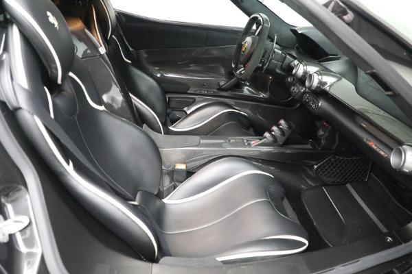 Used 2014 Ferrari LaFerrari for sale Call for price at Pagani of Greenwich in Greenwich CT 06830 20