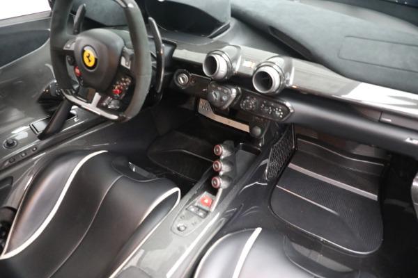 Used 2014 Ferrari LaFerrari for sale Call for price at Pagani of Greenwich in Greenwich CT 06830 23