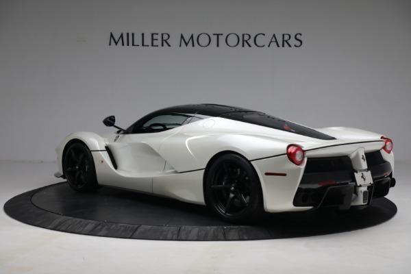Used 2014 Ferrari LaFerrari for sale Call for price at Pagani of Greenwich in Greenwich CT 06830 6