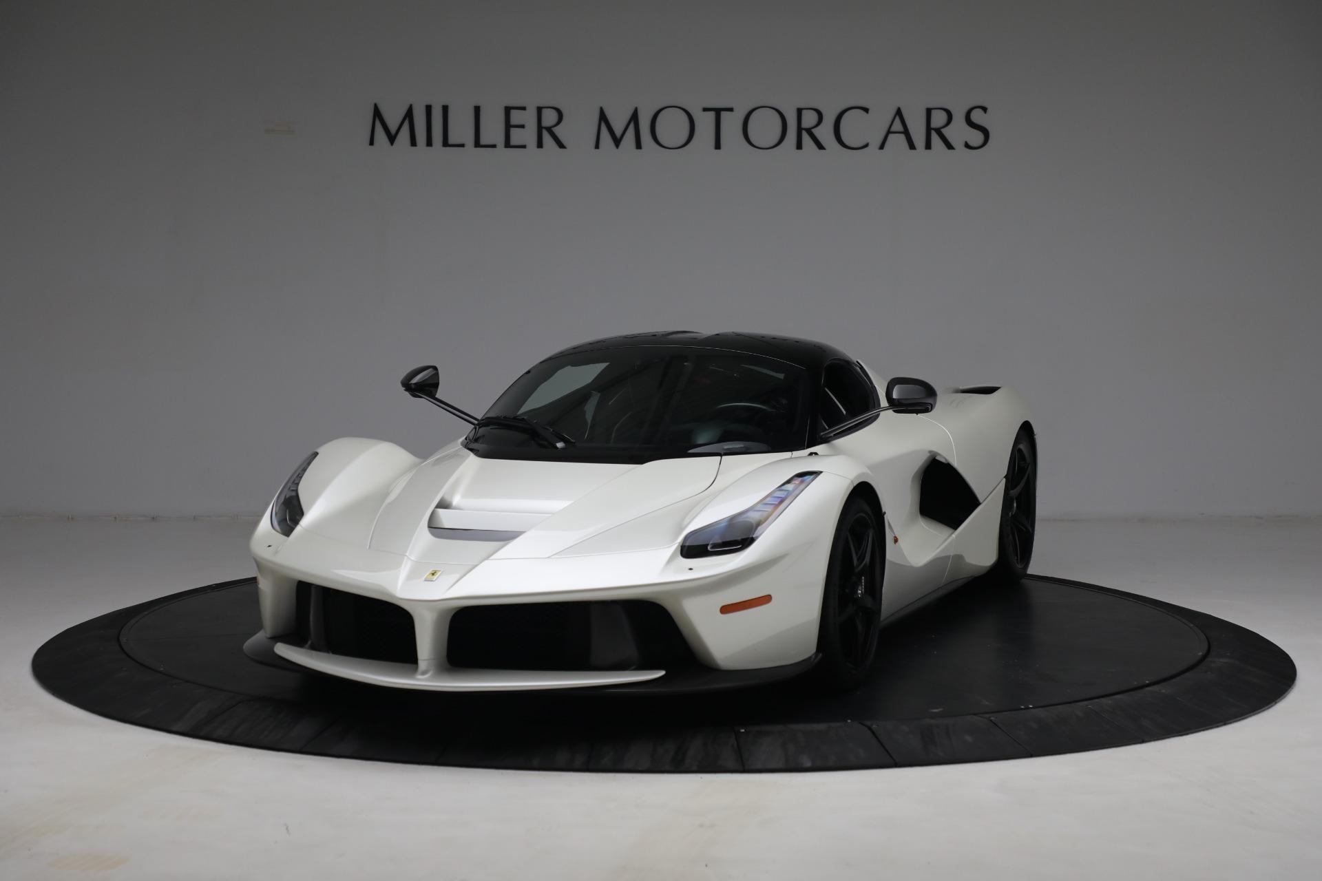 Used 2014 Ferrari LaFerrari for sale Call for price at Pagani of Greenwich in Greenwich CT 06830 1