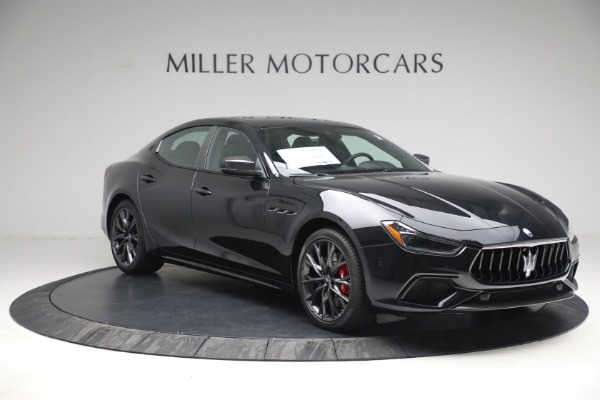 New 2022 Maserati Ghibli Modena Q4 for sale $103,855 at Pagani of Greenwich in Greenwich CT 06830 11