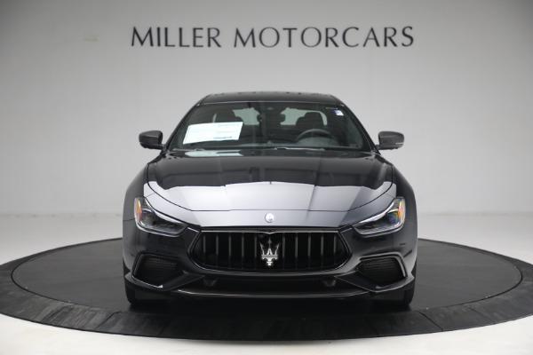 New 2022 Maserati Ghibli Modena Q4 for sale $103,855 at Pagani of Greenwich in Greenwich CT 06830 12