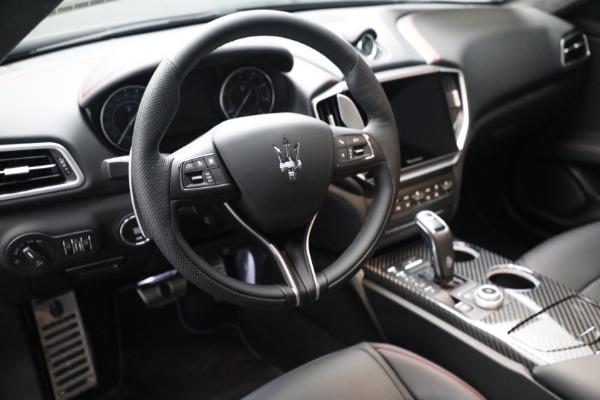 New 2022 Maserati Ghibli Modena Q4 for sale $103,855 at Pagani of Greenwich in Greenwich CT 06830 16