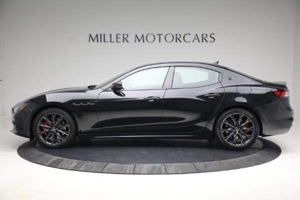 New 2022 Maserati Ghibli Modena Q4 for sale $103,855 at Pagani of Greenwich in Greenwich CT 06830 3