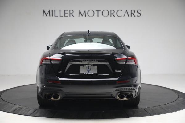 New 2022 Maserati Ghibli Modena Q4 for sale $103,855 at Pagani of Greenwich in Greenwich CT 06830 6