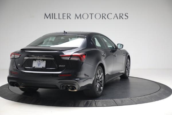 New 2022 Maserati Ghibli Modena Q4 for sale $103,855 at Pagani of Greenwich in Greenwich CT 06830 7