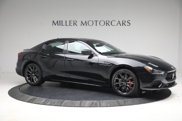 New 2022 Maserati Ghibli Modena Q4 for sale $103,855 at Pagani of Greenwich in Greenwich CT 06830 10