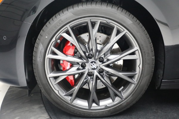New 2022 Maserati Ghibli Modena Q4 for sale $103,855 at Pagani of Greenwich in Greenwich CT 06830 20