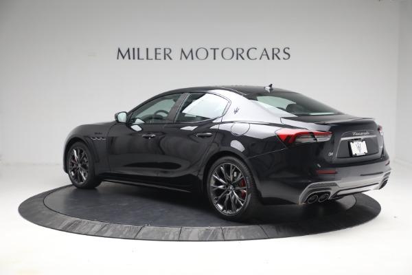 New 2022 Maserati Ghibli Modena Q4 for sale $103,855 at Pagani of Greenwich in Greenwich CT 06830 4