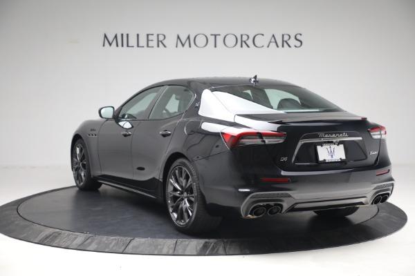 New 2022 Maserati Ghibli Modena Q4 for sale $103,855 at Pagani of Greenwich in Greenwich CT 06830 5