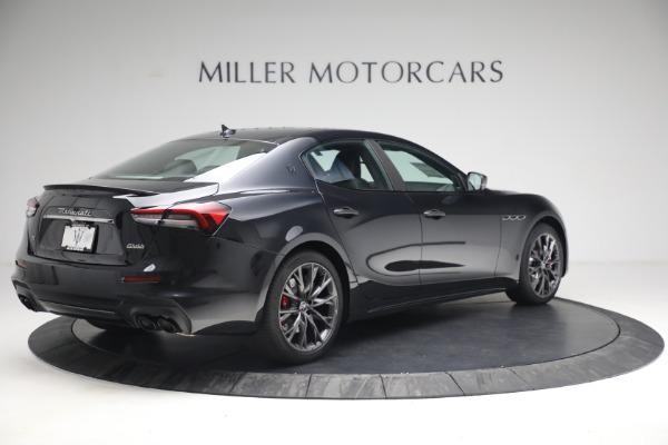 New 2022 Maserati Ghibli Modena Q4 for sale $103,855 at Pagani of Greenwich in Greenwich CT 06830 8