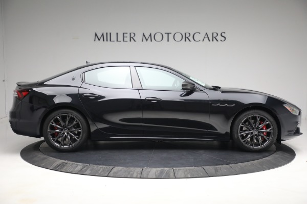 New 2022 Maserati Ghibli Modena Q4 for sale $103,855 at Pagani of Greenwich in Greenwich CT 06830 9