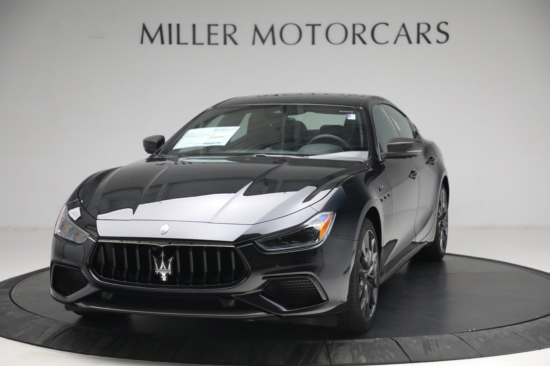New 2022 Maserati Ghibli Modena Q4 for sale $103,855 at Pagani of Greenwich in Greenwich CT 06830 1