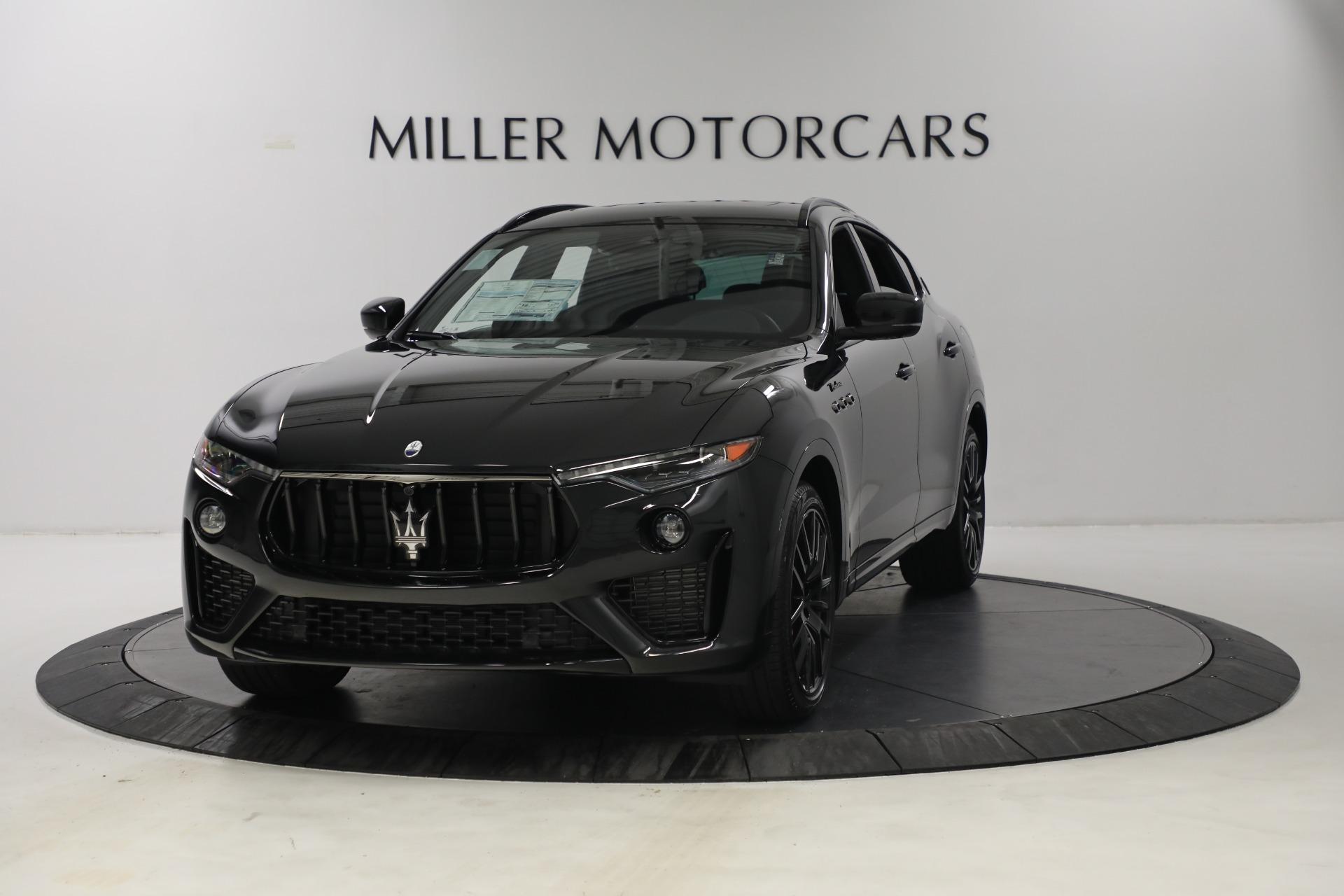 New 2022 Maserati Levante Modena for sale $108,775 at Pagani of Greenwich in Greenwich CT 06830 1