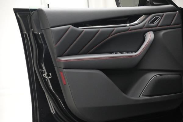New 2022 Maserati Levante GT for sale $95,965 at Pagani of Greenwich in Greenwich CT 06830 19