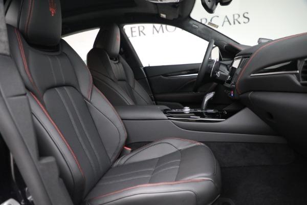 New 2022 Maserati Levante GT for sale $95,965 at Pagani of Greenwich in Greenwich CT 06830 25