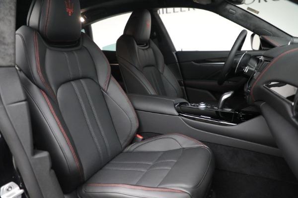 New 2022 Maserati Levante GT for sale $95,965 at Pagani of Greenwich in Greenwich CT 06830 26