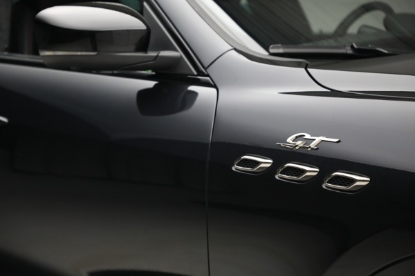 New 2022 Maserati Levante GT for sale $95,965 at Pagani of Greenwich in Greenwich CT 06830 28
