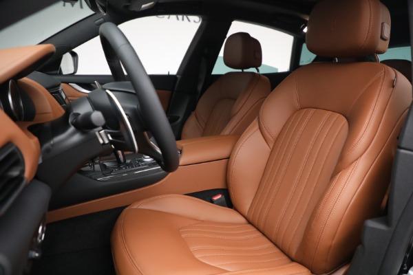 New 2022 Maserati Levante Modena for sale $104,545 at Pagani of Greenwich in Greenwich CT 06830 15