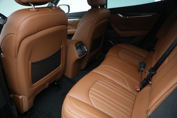 New 2022 Maserati Levante Modena for sale $104,545 at Pagani of Greenwich in Greenwich CT 06830 21