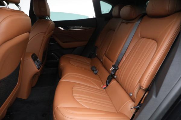 New 2022 Maserati Levante Modena for sale $104,545 at Pagani of Greenwich in Greenwich CT 06830 22