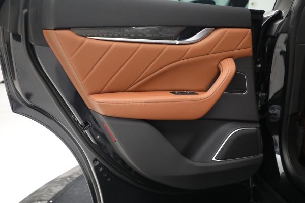 New 2022 Maserati Levante Modena for sale $104,545 at Pagani of Greenwich in Greenwich CT 06830 23