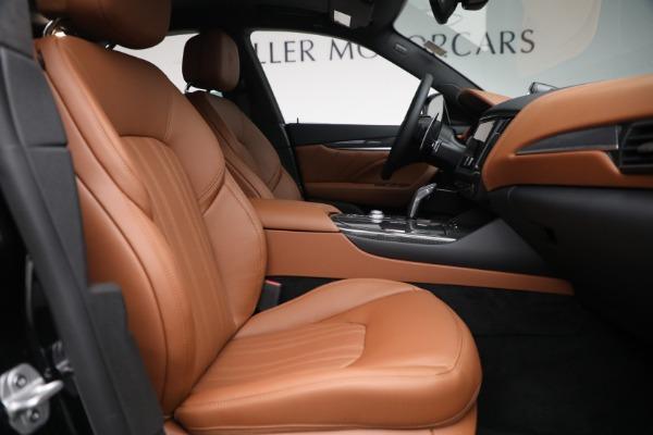 New 2022 Maserati Levante Modena for sale $104,545 at Pagani of Greenwich in Greenwich CT 06830 25