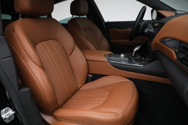 New 2022 Maserati Levante Modena for sale $104,545 at Pagani of Greenwich in Greenwich CT 06830 26