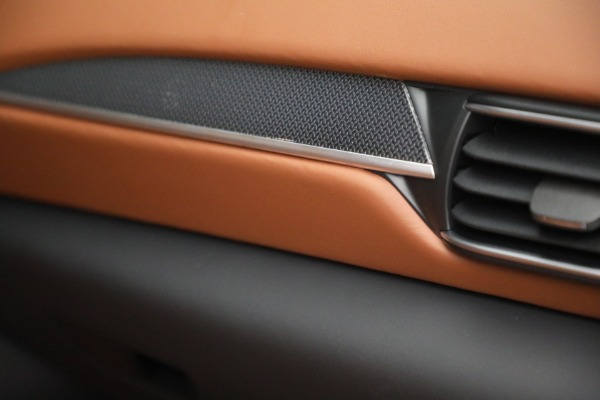 New 2022 Maserati Levante Modena for sale $104,545 at Pagani of Greenwich in Greenwich CT 06830 27