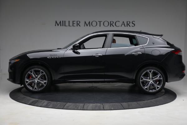 New 2022 Maserati Levante Modena for sale $104,545 at Pagani of Greenwich in Greenwich CT 06830 3