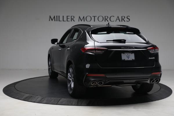 New 2022 Maserati Levante Modena for sale $104,545 at Pagani of Greenwich in Greenwich CT 06830 5