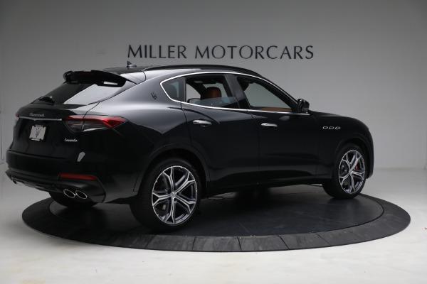 New 2022 Maserati Levante Modena for sale $104,545 at Pagani of Greenwich in Greenwich CT 06830 8