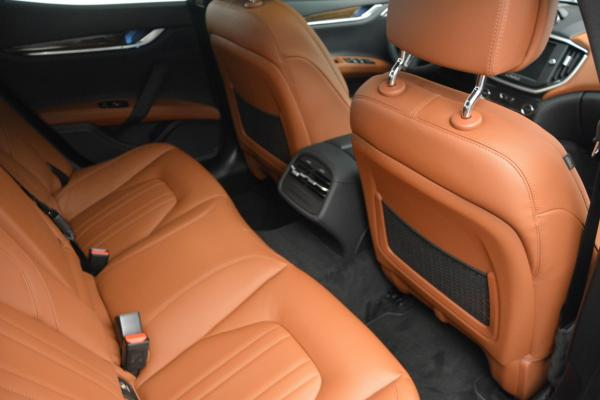 New 2016 Maserati Ghibli S Q4 for sale Sold at Pagani of Greenwich in Greenwich CT 06830 17