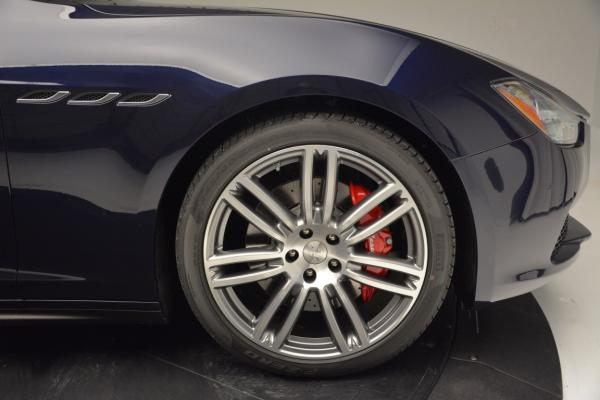 New 2016 Maserati Ghibli S Q4 for sale Sold at Pagani of Greenwich in Greenwich CT 06830 25