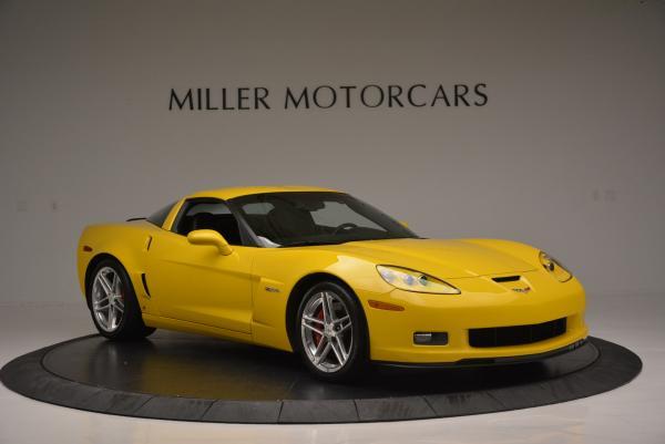 Used 2006 Chevrolet Corvette Z06 Hardtop for sale Sold at Pagani of Greenwich in Greenwich CT 06830 10