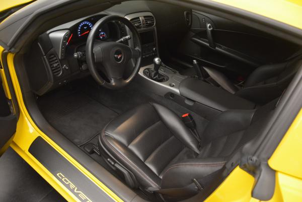 Used 2006 Chevrolet Corvette Z06 Hardtop for sale Sold at Pagani of Greenwich in Greenwich CT 06830 11