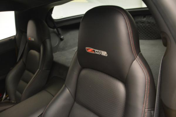 Used 2006 Chevrolet Corvette Z06 Hardtop for sale Sold at Pagani of Greenwich in Greenwich CT 06830 14