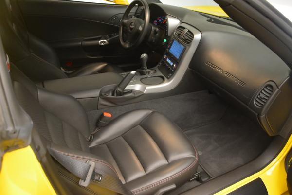 Used 2006 Chevrolet Corvette Z06 Hardtop for sale Sold at Pagani of Greenwich in Greenwich CT 06830 15