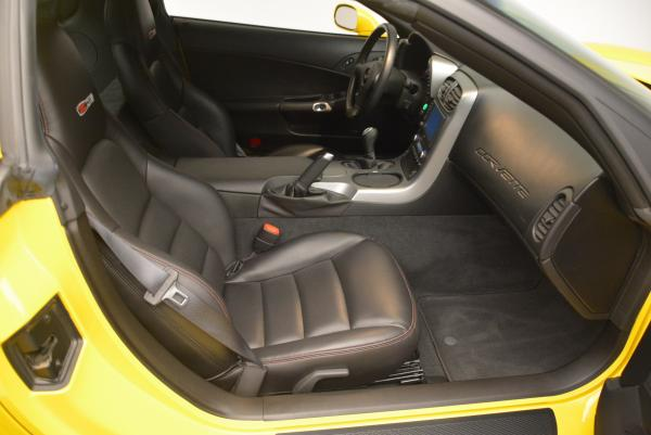 Used 2006 Chevrolet Corvette Z06 Hardtop for sale Sold at Pagani of Greenwich in Greenwich CT 06830 16