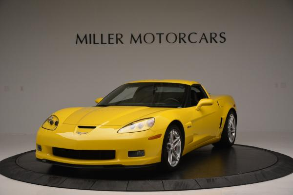 Used 2006 Chevrolet Corvette Z06 Hardtop for sale Sold at Pagani of Greenwich in Greenwich CT 06830 2